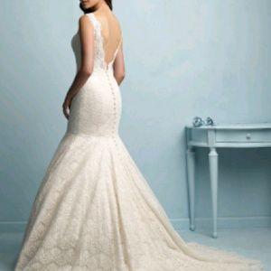 Allure Bridals Josephine 9201